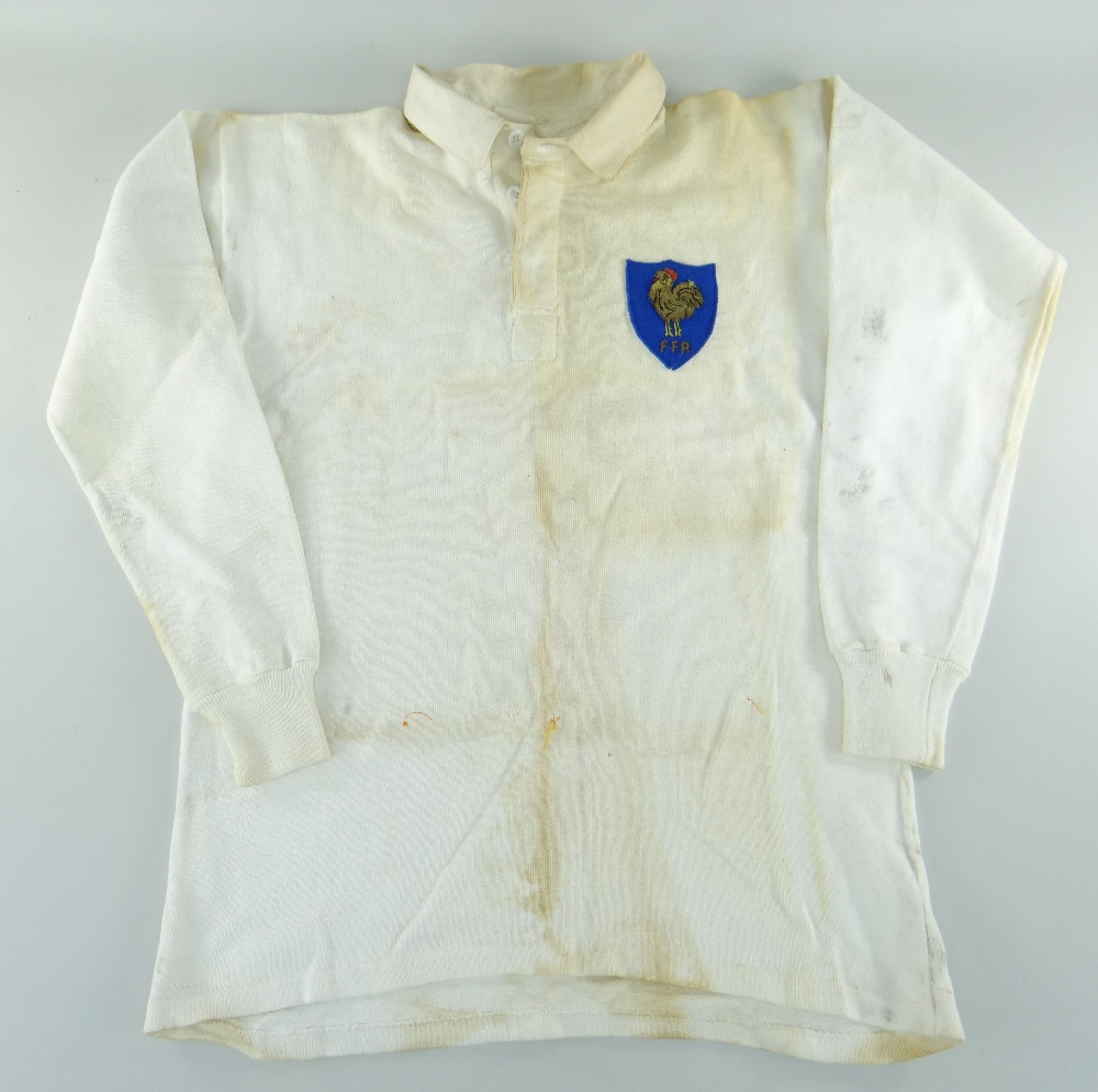 1964 France Jersey - Andre Hererro (1)