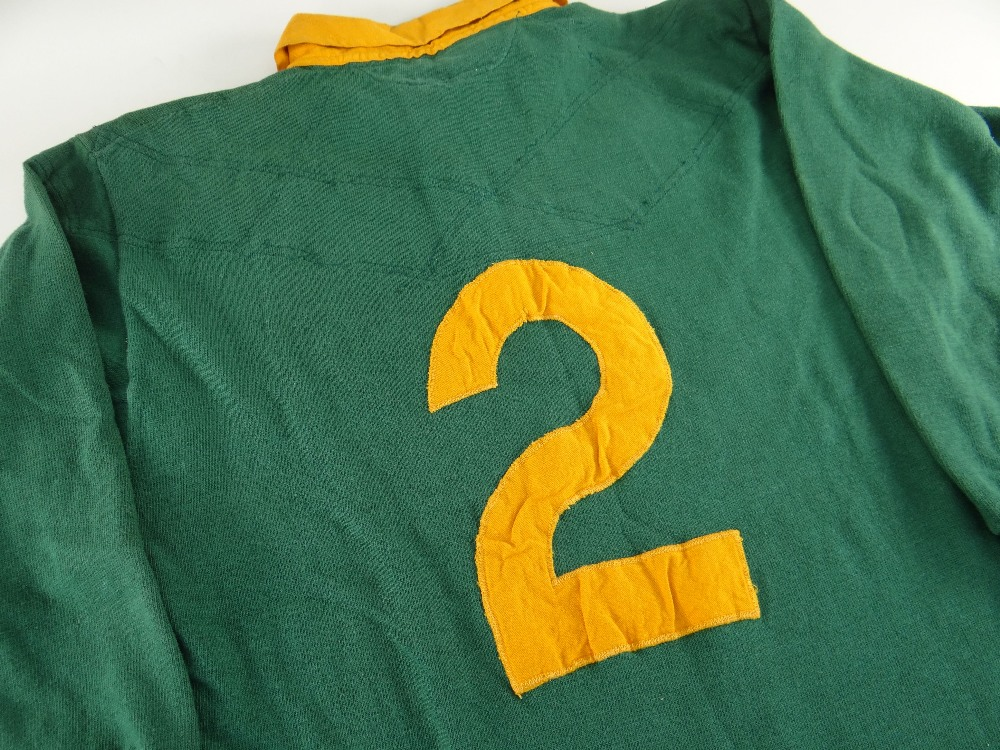 1964 South Africa Jersey - Abie Malan (1)