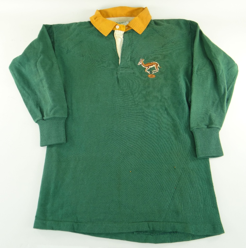 1964 South Africa Jersey - Abie Malan (2)