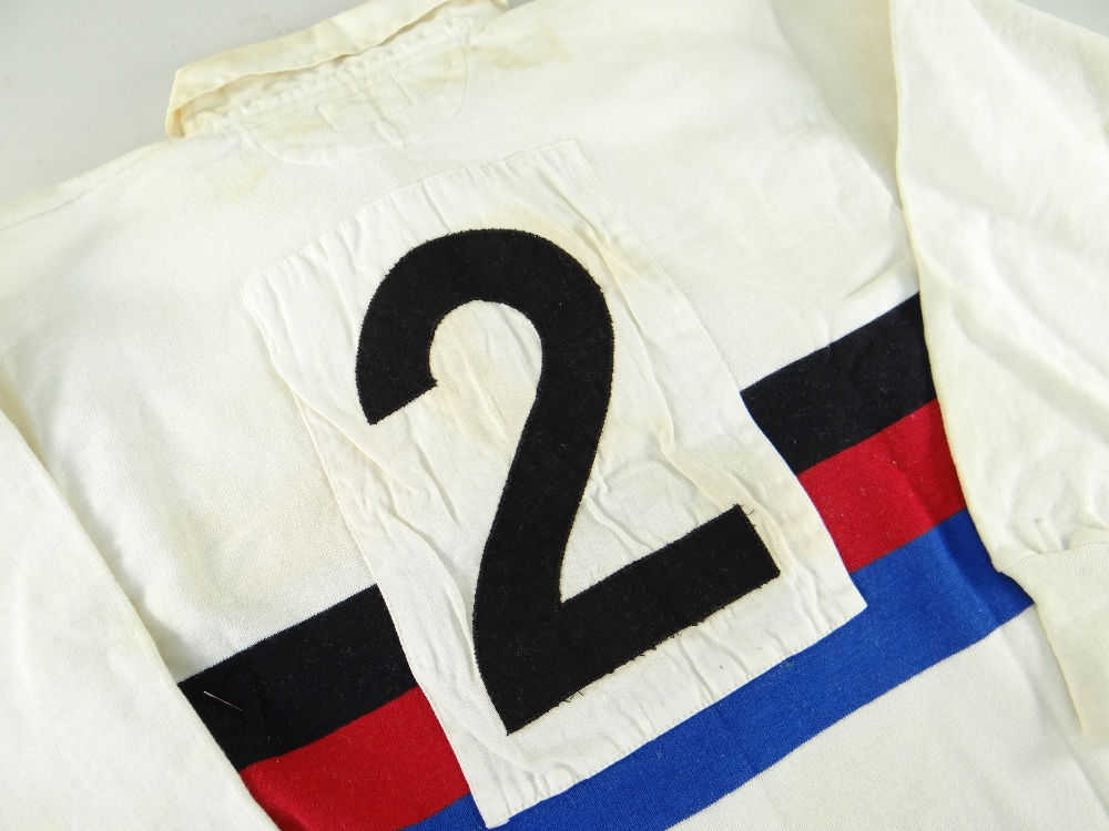 1964 Western Counties Jersey - Norman Gale (1)