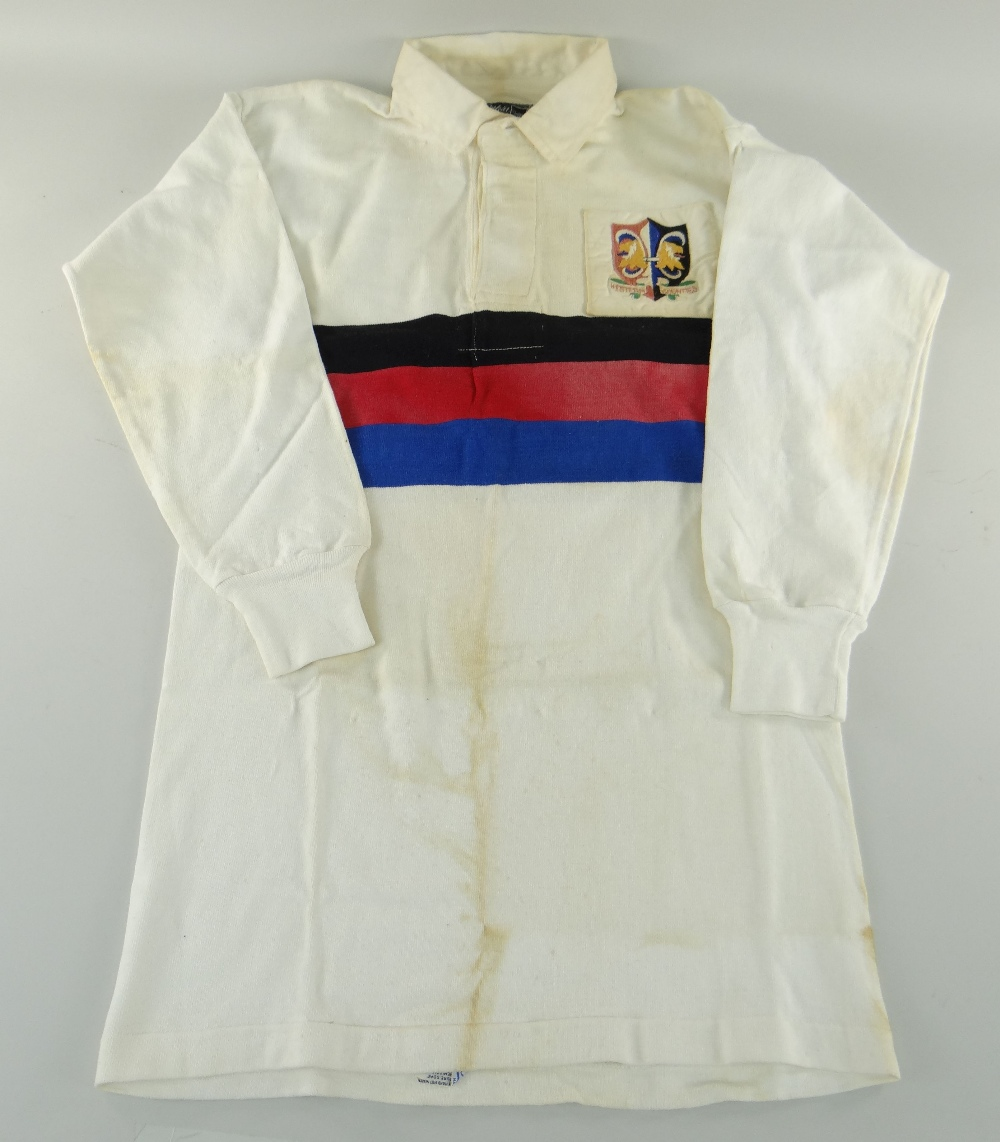 1964 Western Counties Jersey - Norman Gale (3)