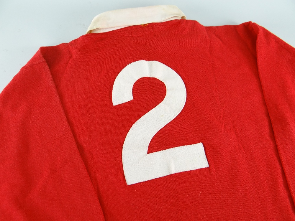 Wales Rugby Jersey - Norman Gale (2)